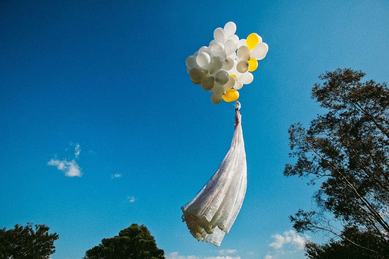 vestido voador, casamento vestido voador
