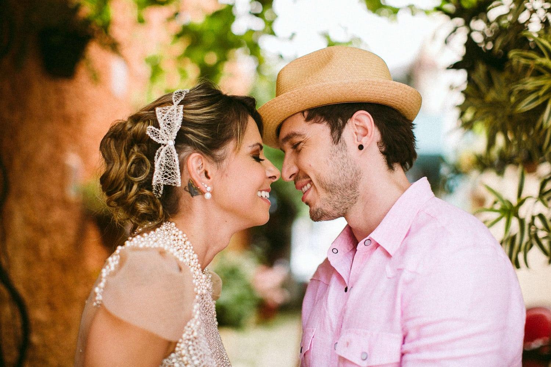 Mini Wedding Ruella Bistro - Maria Clara + Bruno