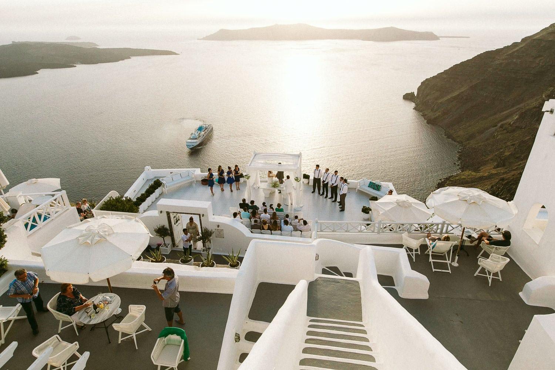 destination-wedding-santorini-28 Destination Wedding Santorini - Claudia + Sandro