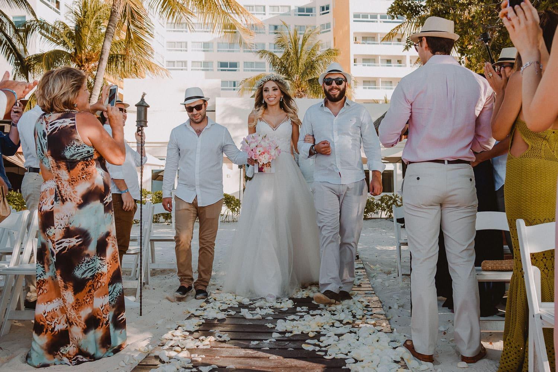 destination-wedding-cancun-21 Destination Wedding Cancun - Viviane + Lucas