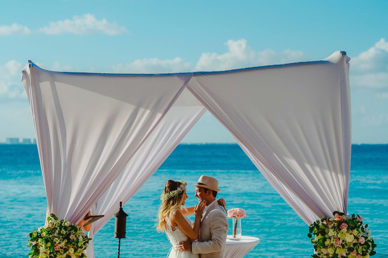 destination-wedding-cancun-30 Destination Wedding Cancun - Viviane + Lucas