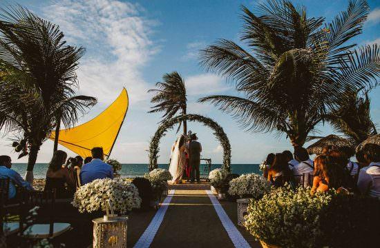 casamento itaca hotel, praia do cumbuco