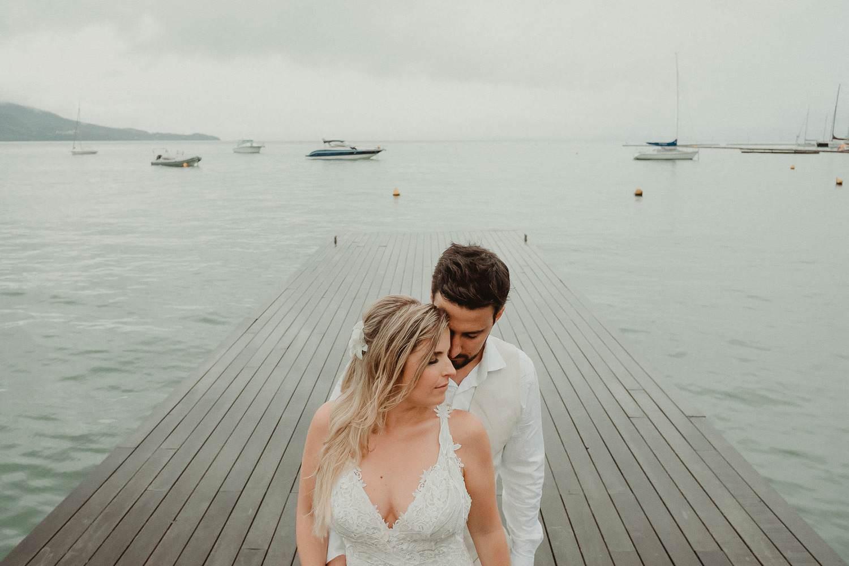 casamento pier 151 ilhabela