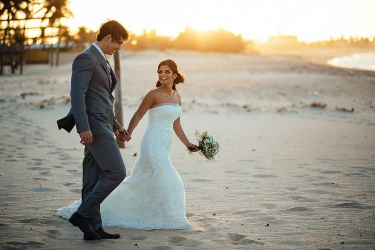 casamento praia do cumbuco