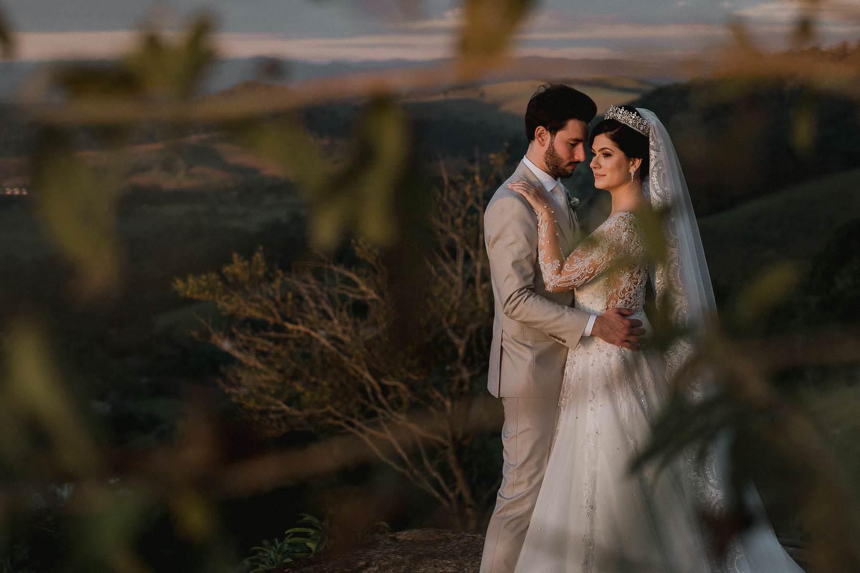 casamento terras de clara